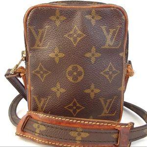 Authentic Louis Vuitton messenger wallet bag